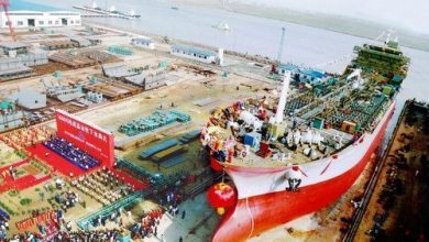 Photo of Hongguan Shipyard transforms into environmental equipment factory