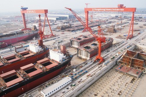 Rongsheng Heavy Industries sale looms