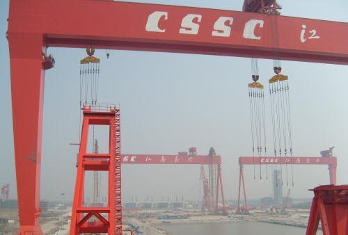 Shanghai Shipyard to lay off 1,000 workers