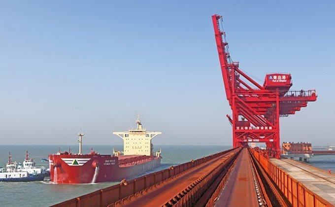 CITIC Resources files lawsuit against Qingdao port operator