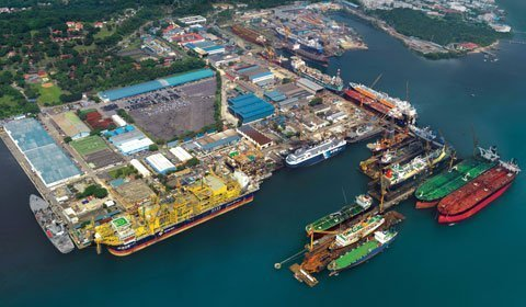 Sembcorp Marine and Shell sign FPU letter of intent