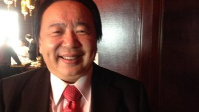 Photo of Fred Cheng to move into owning bulk carriers?