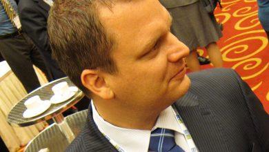 Photo of Wake Media's Steve Parks dies
