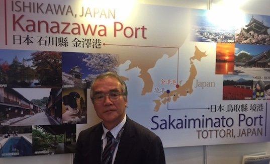 Kanazawa Port: Samurai lure