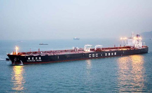 Sinotrans Shipping finances Nanjing Tanker vessels