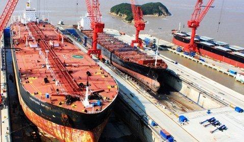Xinya Shipyard to auction Indian tanker