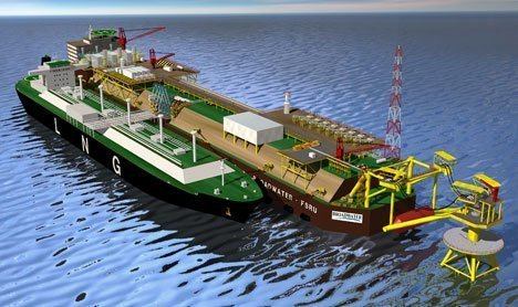 EGAS signs FSRU contract with Hoegh