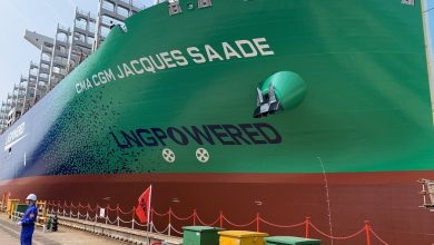 Photo of Rodolphe Saadé vows to make CMA CGM carbon neutral by 2050