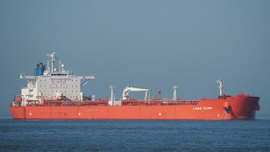 Photo of Crew of diverted tanker will face one month's quarantine before they can get home