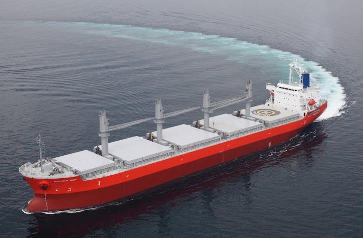 Mitsubishi to fold Diamond Star Shipping in Singapore - Splash 247