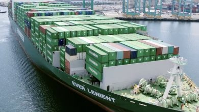 Photo of Evergreen joins the Ship Recycling Transparency Initiative
