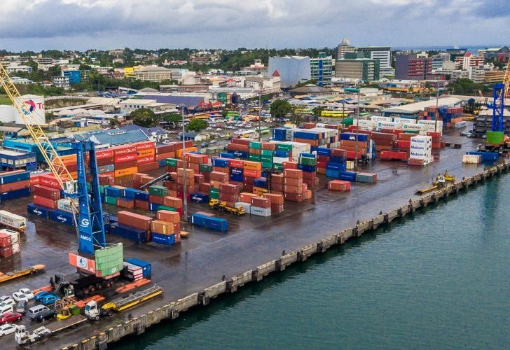 Fiji and the Marshall Islands seek $500m to decarbonise local shipping