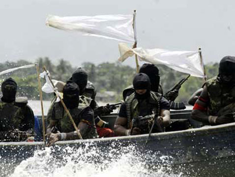 Piracy attacks off Nigeria rise