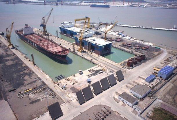 PaxOcean signs up to Newport's repair offering