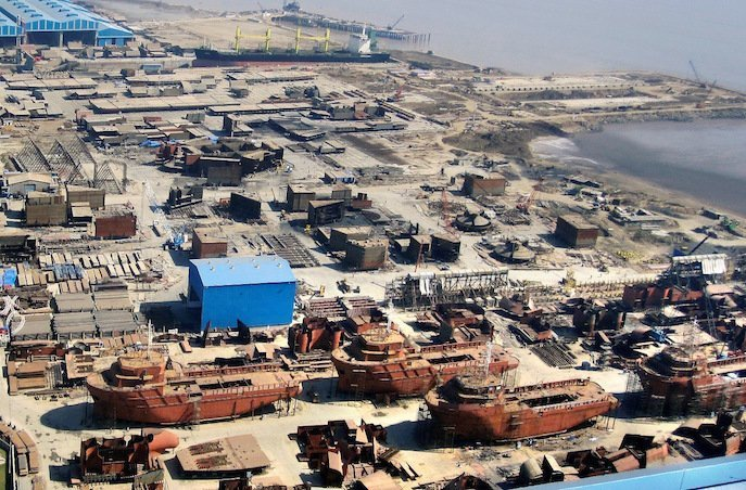Indian conglomerate eyes distressed port assets