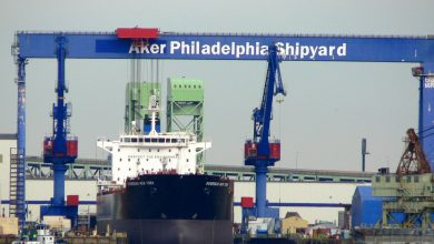 Photo of Aker Philadelphia Shipyard – Crowley product tanker jv secures $325m funding