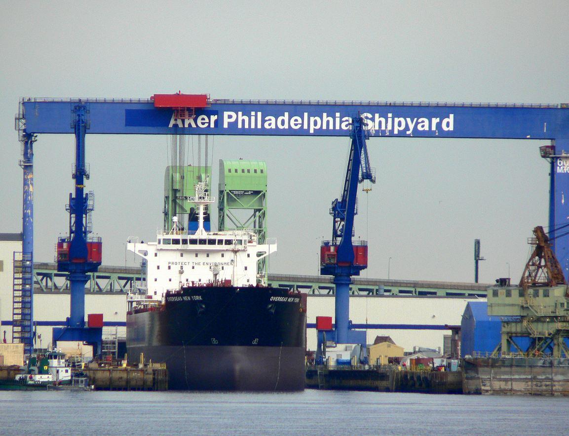 Washington debates how to make American shipbuilding great again