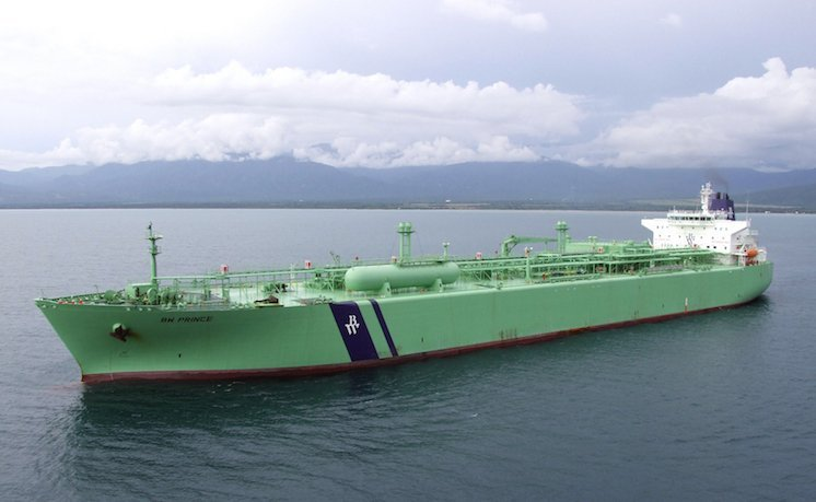 BW LPG and BW Pacific pen VLGC and MR deals with Nissen Kaiun