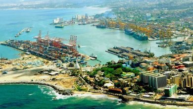 Photo of First section of Colombo Port's South Harbour thrown open