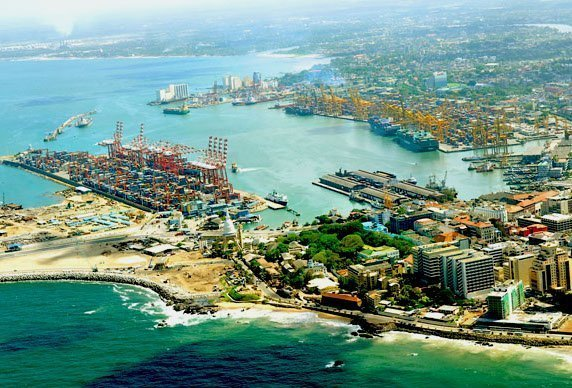 First section of Colombo Port's South Harbour thrown open