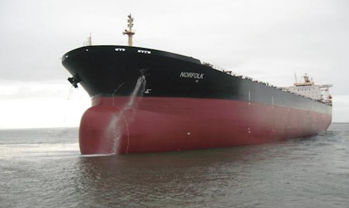 Diana Shipping charters another capesize to Koch