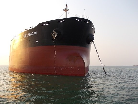 Diana fixes panamax to China Shipping