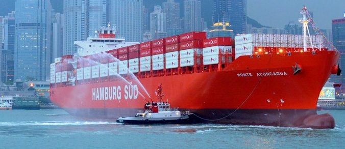 Maersk announces acquisition of Hamburg Süd