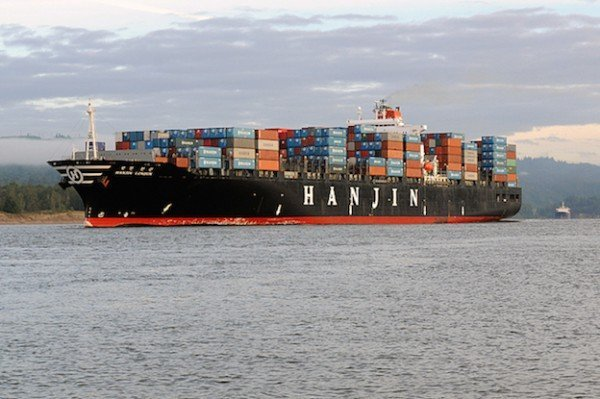 KDB pumps $45m into Hanjin Shipping