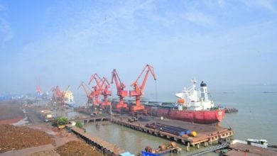 Photo of New terminal starts trial operation at Jiangyin port