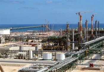 Two tankers caught in Libya smuggling oil