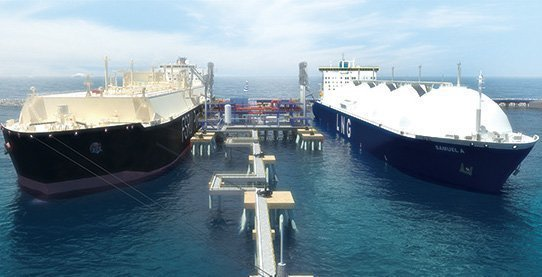 GasLog charters up to nine LNG carriers to BG Group