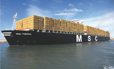 MSC shaves $26m off each of its five 22k teu ships ordered at Samsung Heavy