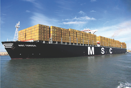 MSC comes in for giant eleven 22,000 teu ship order at DSME
