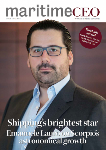 Maritime CEO Issue Two 2014