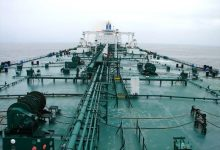 Photo of Nissen Kaiun in for Hyundai Mipo tanker pair