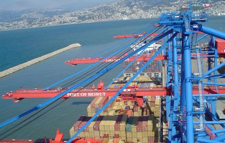 Strike brings Beirut port to a standstill