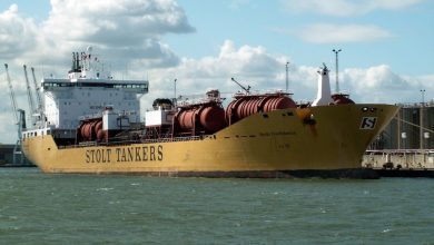 Photo of Stolt named as buyer of Odfjell's three small parcel tankers
