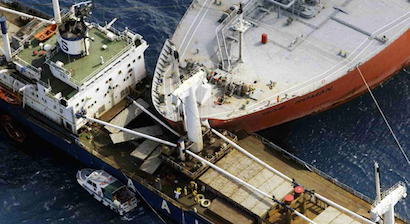 Shell leads new big data project to prevent accidents at sea