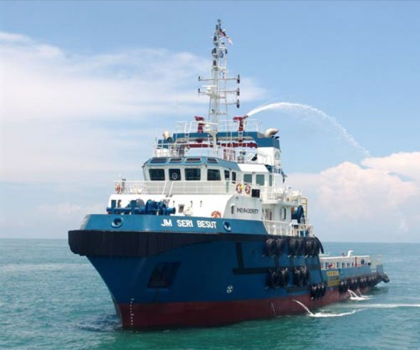 Jasa Marine secures AHTS contract from Murphy Oil