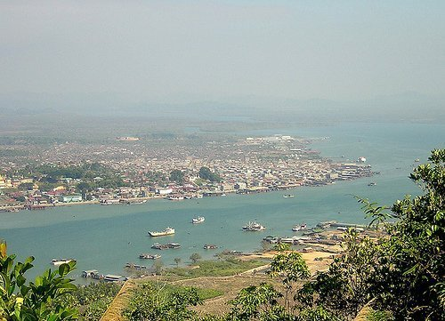 India and Myanmar push ahead with Sittwe port development
