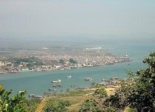 China keen to take majority stake in Burmese port