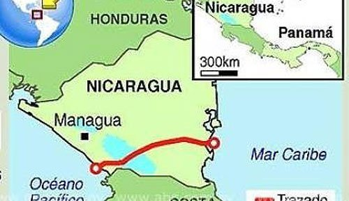 Another hurdle seemingly passed for Wang Jing's Nicaragua Canal plans