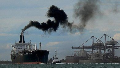 Photo of Emissions from shipping more hazardous than expected, research finds