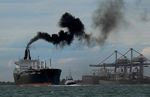 Norway cracking down on polluting ships
