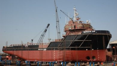 Photo of Regulator suspends ABG Shipyard's shipowning unit