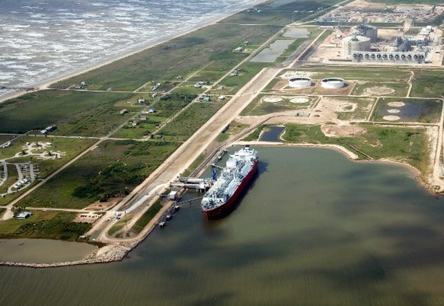 Freeport LNG postpones expected start date for export terminal