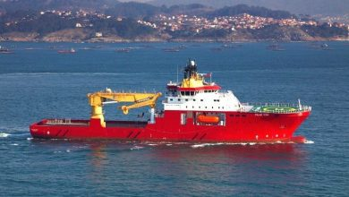 Photo of GC Rieber charters subsea vessel to DOF