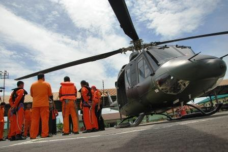 Two dead, seven missing in sinking off North Sumatra