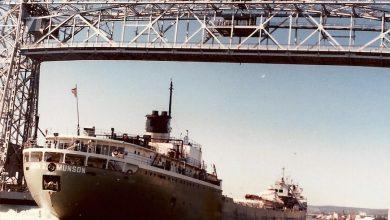 Photo of Twin Ports shipping season under way