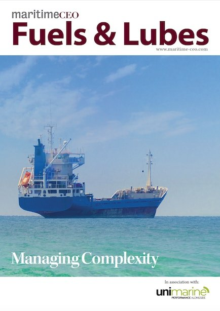 Maritime CEO Fuels & Lubes Special